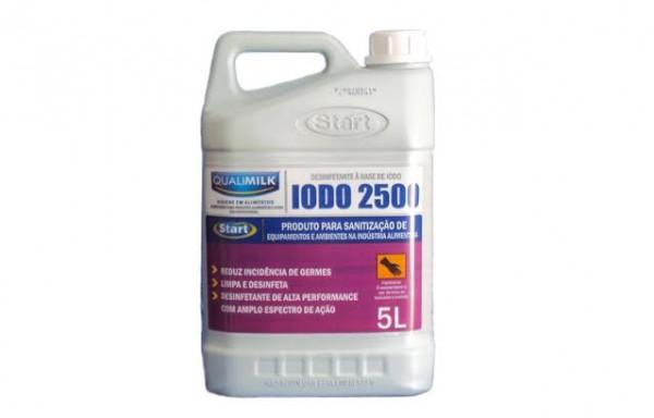 START IODO 2500/1000 5LTS COD 11312 E COD 1213