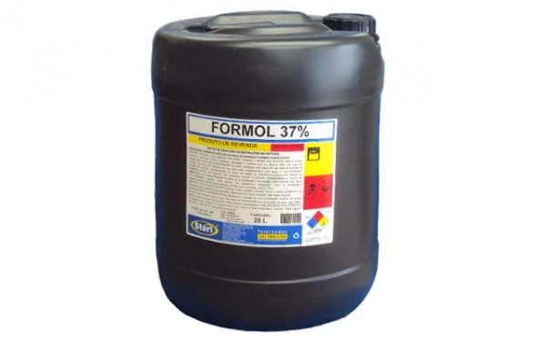 FORMOL 20L COD 1547